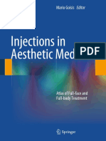 Injections in Asethetic Med