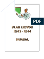 Plan Lector 2013