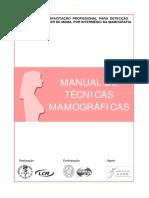 Manual de Técnicas Mamográficas, UERJ