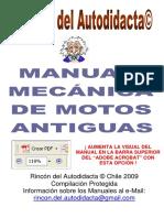 Mecanica de Motos Antiguas
