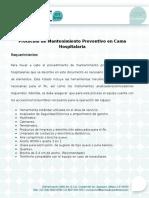 04 Protocolo MP Para Cama Hospitalaria