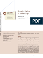 Voss, B. L. 2008. Sexuality Studies in Archaeology