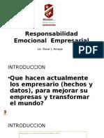 Responsabilidad Emocional  Empresarial