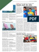 David Gaudu remporte le Tour de l'Avenir