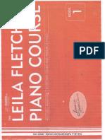 Leila Fletcher - Piano
