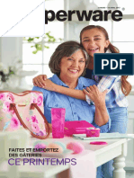 Brochure Tupperware mi-mars 2017