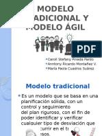 Modelos Ágiles y tradicionales