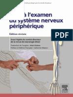 Aide–L_#039;Examen Du Système Nerveux Périphérique
