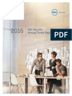 Dell Security Annual Threat Report 2016 White Paper 19757