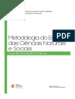 Guias STP em Didática das Ciências Sociais e Naturais