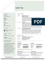 Kayla Becerra Resume
