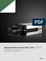 SNC-1300 UserManual English