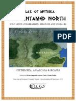 Atlas of Mythika the Untamed North