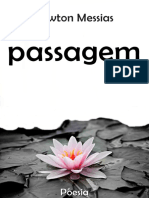 PASSAGEM - Poesia - Newton Messias