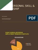 Interpersonal Skill & Leadership-1 ...