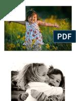 Atividade imitação imagens