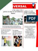 Periodico Johanna Cely