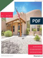 Albuquerque Journal Homestyle 3/10/2017