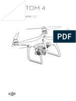 Phantom 4 User Manual v1.2 20160822