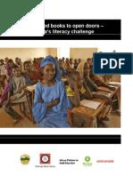 West Africa literacy challenge