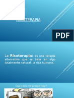 Capsula Salud Risoterapia