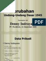Perubahan UUD 1945-lengkap