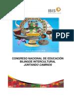 Sistematización Informe Final - Congreso EBI Guatemala 2016