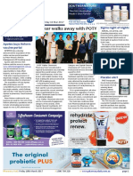 Pharmacy Daily for Fri 10 Mar 2017 - Guild 'lost confidence' in review, CSO unsustainable - Hooper, Apotex buys Reform vaccine portal, APP photo-page, Events Calendar and much more