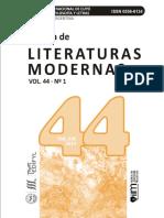 Revista de Literaturas Modernas (ReLiMo) 44-1