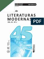 Revista de Literaturas Modernas (ReLiMo) 45-1