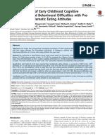 Eating Attitudes in Pre-Adolescent