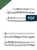 Musica for Scrib