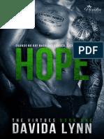 1. Hope