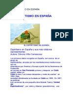 EL ESPIRITISMO EN ESPAÑA