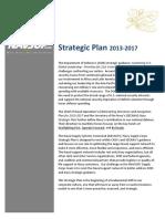 2013 Strategic Plan