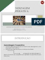 Apresentação_Aprendizagem Cooperativa_Carlos Colaço e Sofia Reis