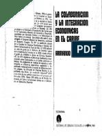 La Colaboración y la Integrac Econom Armando Lopez Coll.pdf