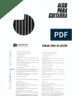 Cruz de Castro - Algo Para Guitarra