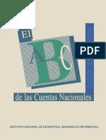 ABC de Las Cuentas Nacionales