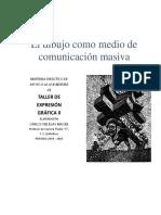 El Dibujo Como Medio de Comunicacion Masiva