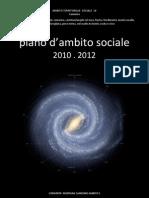 Piano Triennale Ats18 Camerino 2010-2012