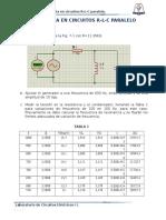 2informe Final 7 - Resonancia en Circuito R-l-c Paralelo