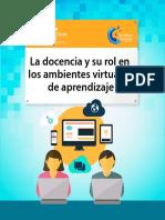 La Docencia y Su Rol en Los Ambientes Virtuales de Aprendizaje