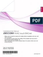 [Installation]AC Smart BACnet Ver1.0.0 English MFL69023101 20150609141248