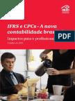 IRFS e CPCs - A Nova Contabilidade Brasileira