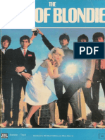 Blondie the Best of 66pp
