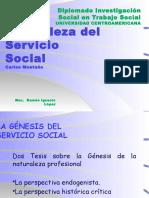Naturaleza Del Servicio Social