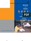 Weed and Seed Defy Program Implementation Manual