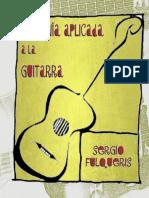 Armonía Aplicada a La Guitarra. Sergio Fulqueris