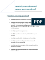 knowledge questions gk